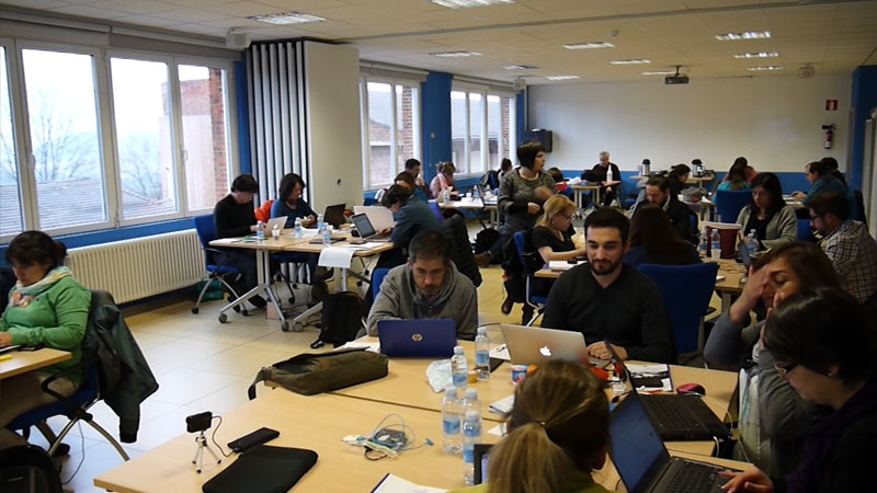 Fin de la pasantía de los becarios de Técnicos para Chile en Tknika