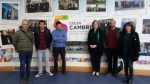 Movilidad Erasmus+ en UK enfocada a los composites