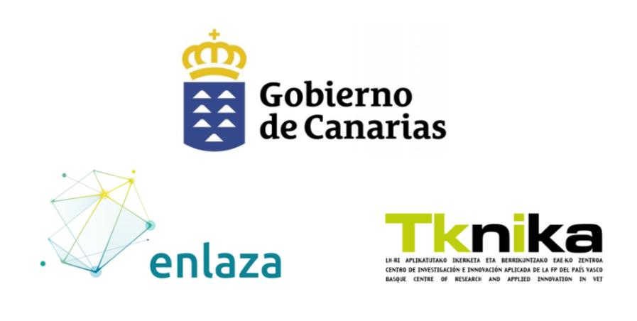 Colaboración entre el Gobierno de Canarias y Tknika en el proyecto ENLAZA
