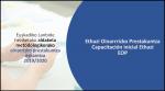Euskadiko  Lanbide  heziketako  aldaketa  metodologikorako  oinarrizko  Ethazi  prestakuntza  eskaintza  2019/2020