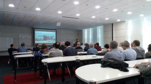 Público en una charla del Programa de Desarrollo Directivo