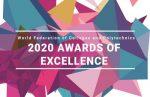 Abierta la convocatoria para los Premios a la Excelencia del WFCP