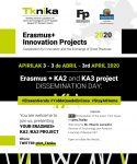 LH-ko  zentruen  Erasmus+  KA2  proiektuen  difusio  jardunaldia  online