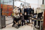 Curso realizado: Programación de robot y aplicación de Aditiva WAAM-Plasma